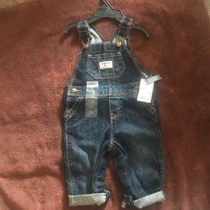 Oshkosh brand new never worn overalls